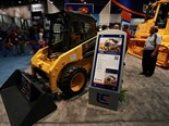LiuGong unveils next gen skid steer at CONEXPO 2014