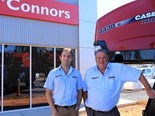 Second and third-generation O'Connors Mark (right) and Ryan O'Connor are currently running the fifty year old family dealership.