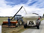 Canzquip's grain handling equipment - a true time and money saver.
