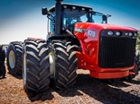 REVIEW: Versatile 620 4WD Tractor