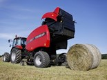 Case IH unveils new generation of hay balers
