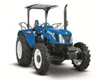 New Holland launches TT4 series utility tractors