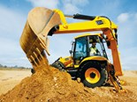 JCB 4CN backhoe loader