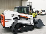 Bobcat T630 skid steer loader