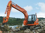 Review: Doosan DX 140LCR excavator