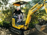 Review: 2007 Komatsu PC18MR-2 excavator
