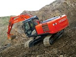 Review: Hitachi Construction Machinery ZX200LC-5 excavator