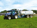 T7.185 New Holland Tractor.