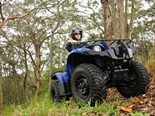 REVIEW: Yamaha 450 Grizzly ATV