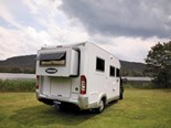 The Trakka Trakkaway 700 motorhome uses the good old Fiat Ducato on an Al-Ko chassis.