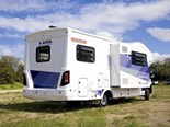 The Avida Esperance C7994SL is the latest offering from the company that re-branded itself from the Winnebago name.