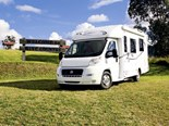 The Sunliner Vida motorhome.
