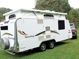 CARAVAN TEST: JAYCO STERLING 17.55-3