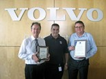 Volvo takes out NSW supplier award