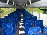 School bus seating competition heats up