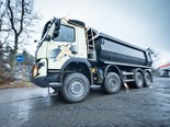Volvo FMX Twin Steer