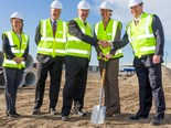 TNT starts on massive depot at Tullamarine