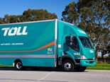 Toll Group releases Australia's first all-electric truck