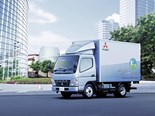 Japan embraces hybrid truck phenomenon