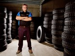 Valley Tyres General Manager Greg Blais, confident of a long lasting future with Aeolus tyres