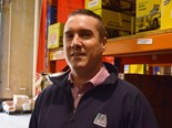 Multispares southern states manager Brad Allison at the Sunshine branch