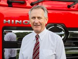 Hino Australia chairman and CEO Steve Lotter is pleased with sales results in 2015