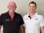 Whites Diesels Australia founders Darryl White and Rodney Hemaridis are celebrating 25 years in business this year