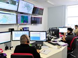 The Operations Control Centre team who will use TomTom to monitor the buses