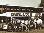 Deluxe Coachlines came from humble beginnings
