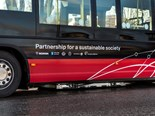Scania has developed an electric  bus that can be charged wirelessly at designated bus stops.
