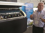 Thermo King southern region sales manager Eddie Furmanczyk and a number of other Australian bus air-conditioning suppliers showed off their products at the 2016 Australian Bus + Coach Show