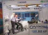 The Coachair team at the Australian Bus + Coach Show