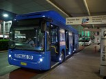 There are six BYD Electric Blu buses currently in operation at Sydney Airport and another 40 have now been ordered