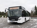 Scania electric bus trial
