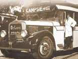 "To be manufacturing the leviathan ""DeLuxe Coach"" in 1930 during the Depression years must have been an enormous risk"
