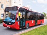 Tranzit Coachlines has placed a major order for 114 Optare Metrocity buses similar to this one