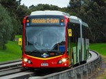 Bus passengers in Adelaide will soon have real time digital bus tracking displays at O-Bahn stops