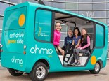 Electric Ohmio Hop shuttles will be on the streets of New Zealand by 2019