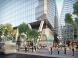 An integrated concept design has been released for Victoria Cross Station