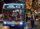Sydney buses to the rescue