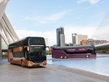 NEW SETRA S 531 DT DOUBLE-DECK MEETS THE MEDIA!