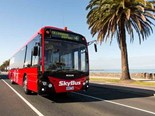 MELBOURNE SKYBUS CONTRACT OVERHAUL: AIRPORT RAIL LINE COMING?