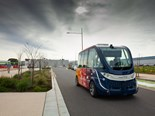 SOUTH OZ 'FLEX' AUTONOMOUS SHUTTLE TRIAL STARTS; FASTEST AT 30KM/H