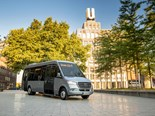 MB DELIVERS 25,000TH MINIBUS WORLDWIDE; FULL MODEL UPDATE LATE 2019