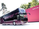 It's the safety features that have put the Setra S 531 DT on the global bus and coach map.