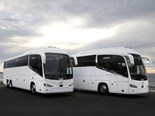 The Irizar i6S is landmark (for the company) because it is the first model completely designed for Australia.