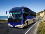 The ADL-Plaxton Elite design is not new , but she's evolving supremely with bespoke tweaks befitting the NZ travel market.