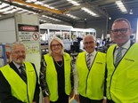 EXPORT HUB FUNDING ANNOUNCED AT VOLGREN