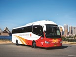 BCI, Bustech and Irizar couldn't be separated, all recorded 13 deliveries each in April.