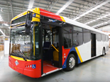 AUSTRALIAN BUS-MANUFACTURING JOINT VENTURE ANNOUNCED